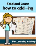 Fold and Learn How to Add ING Rules | Fun Activity