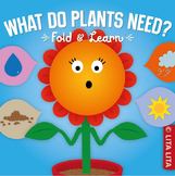 Fold and Learn  What do plants need?