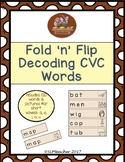 Fold 'n' Flip: Decoding CVC Words