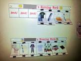 Fold-up Chore Chart