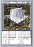 3D Coordinate Foldable Grid