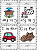 Alphabet Mini Booklets