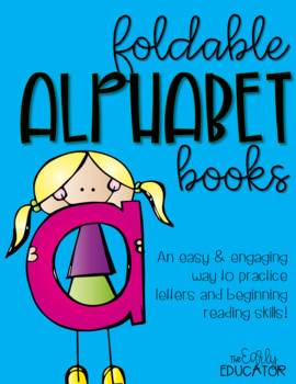 Foldable Alphabet Books