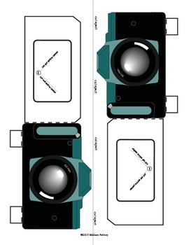 Foldable Camera Grades 2 - 4