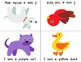 Foldable Emergent Readers ~Set of 40~  *Themes For All Year Long*  CC Aligned