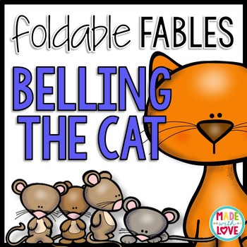 Foldable Fable: Belling the Cat
