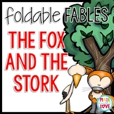 Foldable Fable: The Fox and the Stork