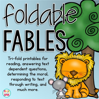 Foldable Fables