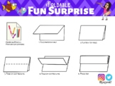 Foldable Fun! Distance Learning or Art Substitute