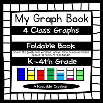 Foldable Graph Book - Math Fun