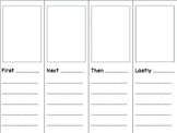 Foldable How-To Booklet Template