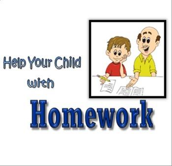 Homework Help - Foldable Pamphlet