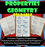 Foldable Properties of Equality and Congruence
