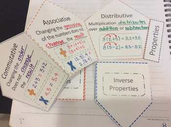 Foldable Properties of Numbers