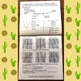 Foldable: Quadratic Transformations Plus *Bonus follow-along editable PowerPoint