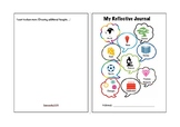 Foldable Reflective Journal ( 4th to 6th Grades)