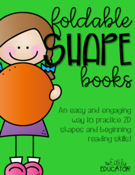 Foldable Shape Books
