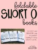 Foldable Short O Word Family Books