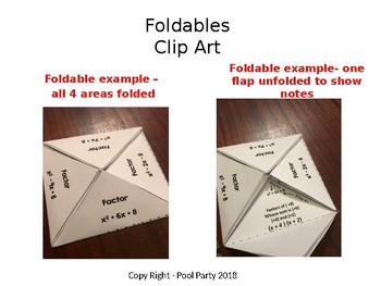 Foldable Square