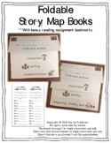 Foldable Story Map Books