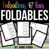 *Foldables*
