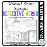 Foldables and Graphic Organizers - Reflexive Verbs and Pronouns