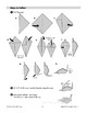 Folded Paper Snail
