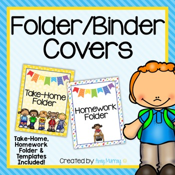 Folder/Binder Covers and Labels