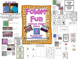 Folder Fun-Primary Literacy Sorting Unit