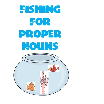 Folder Game: Proper Nouns