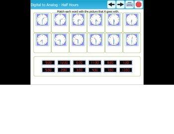 Folder Games - Learning Time