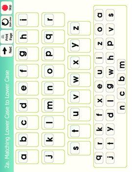 Folder Games - Letter Identification