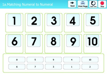 Folder Games - Number and Quantitiy