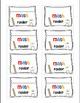 Folder Label Freebies