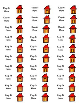 Folder Labels (Keep at Home)