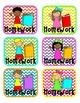 Folder Labels {Set 2}