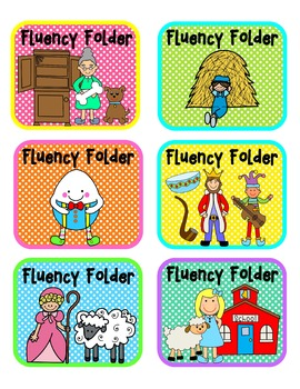 Folder Labels {Set 2}