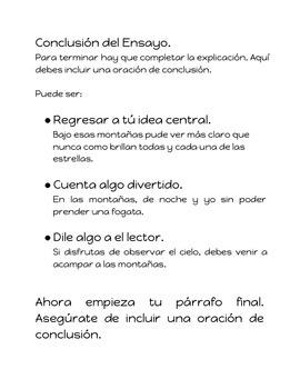 Folder de Taller de Escritura - Ensayo Expositivo