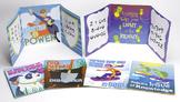 Folders for Focusing - Teacher Pack of 24 Folders, 4 Each of Six Styles