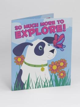 Folders for Focusing - Teacher Pack of 24 Playful Puppies Folders