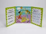 Folders for Focusing - Teacher Pack of 24 Sporting Spirit Folders