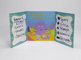 Folders for Focusing - Teacher Pack of 24 Underwater World Folders