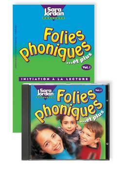 Folies phoniques et plus, Digital MP3 Album Download w/ Lyrics