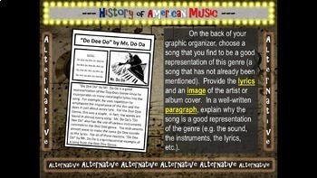 Folk: A comprehensive & engaging Music History PPT (links, handouts & more)