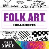 Folk Art | Idea Sheet