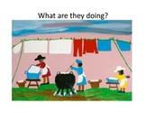 Folk Art Lesson Plan k-2