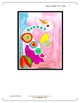 Folk Art Lesson Swan Drawing Painting Gr K-6 Discussion and Project Fun Art