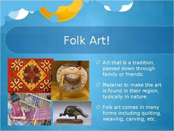 Folk Art Weaving