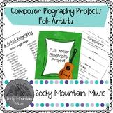 Folk Artist Biography Project