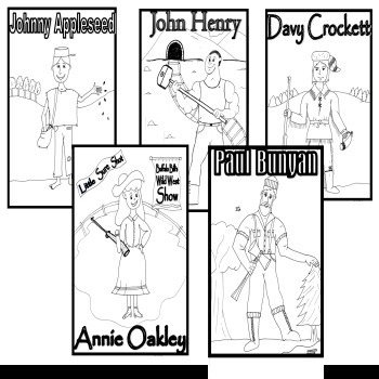 Folk Heros and Tall Tales
